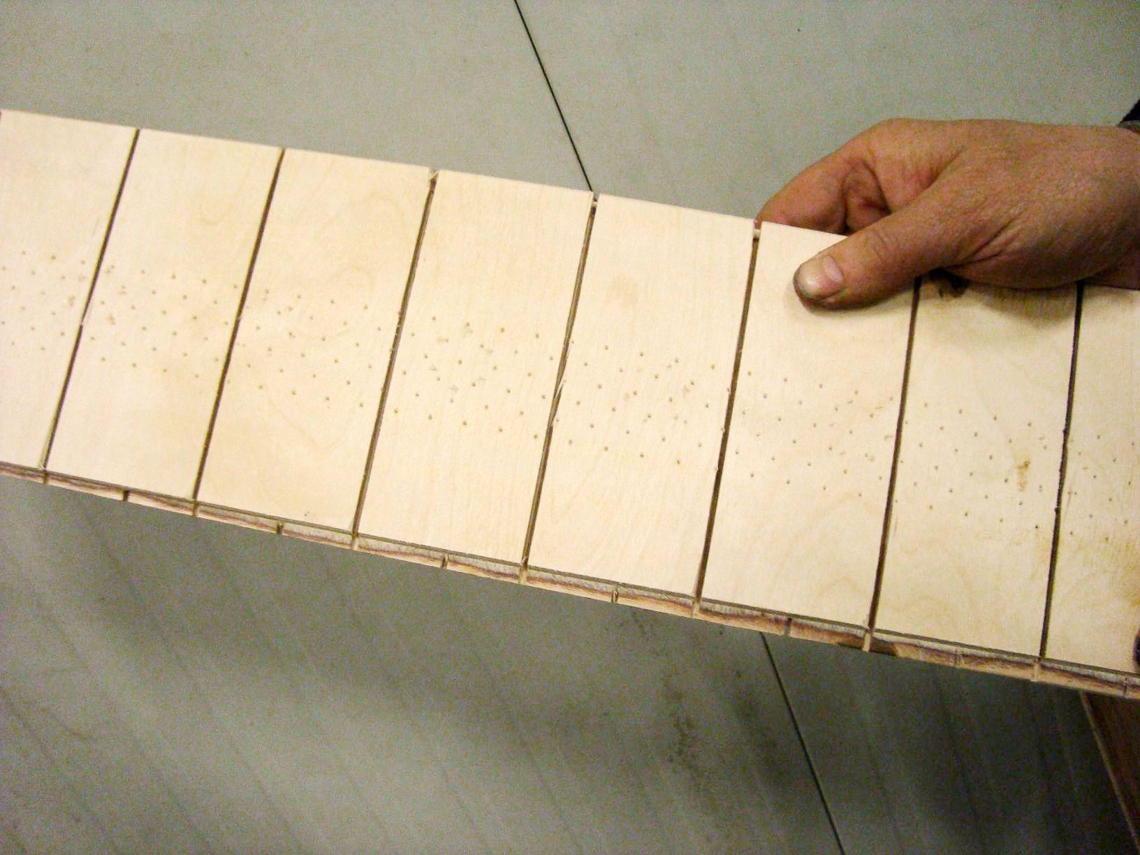 Piccoli lavori di falegnameria e rivestimenti scale in legno